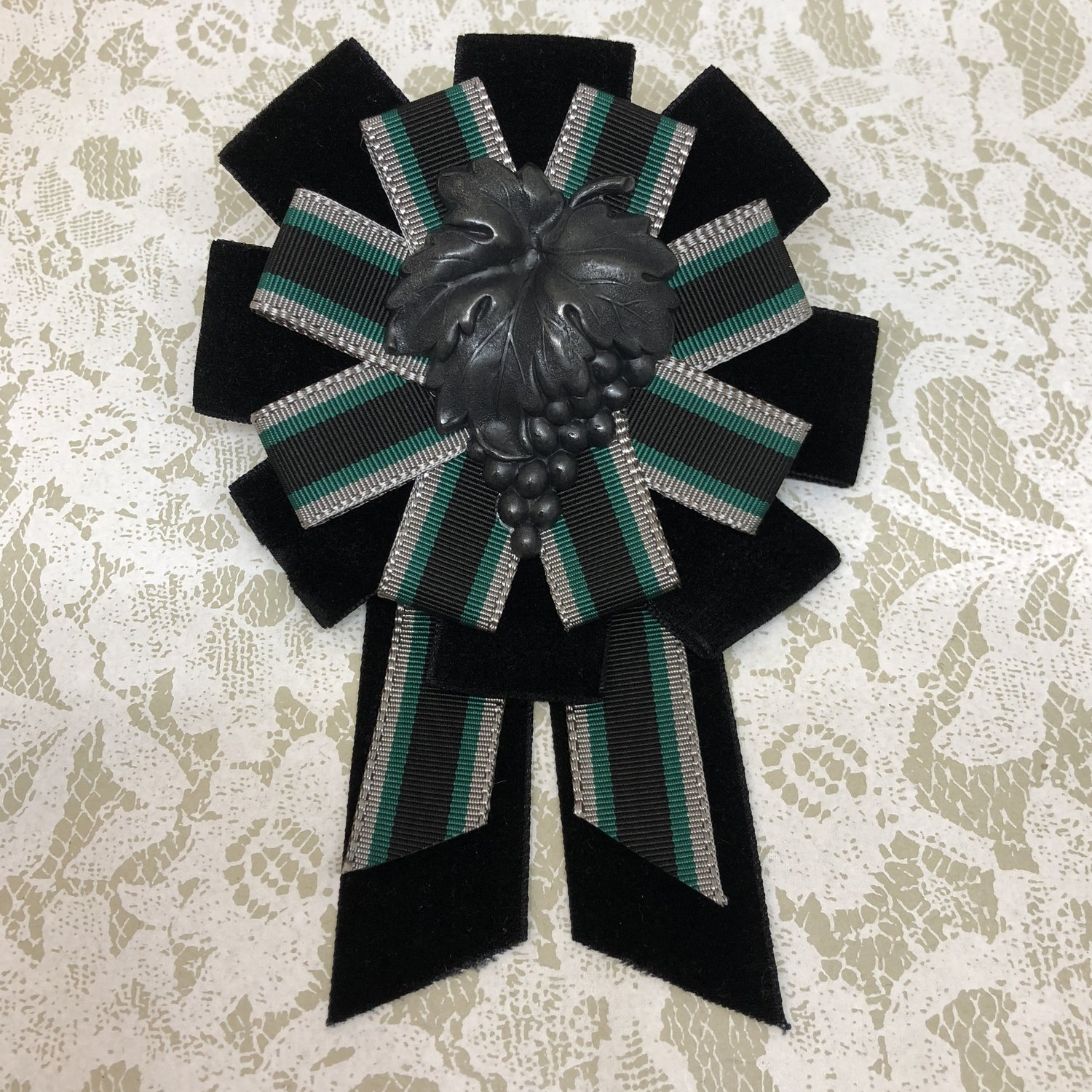 slytherin vineyard rosette