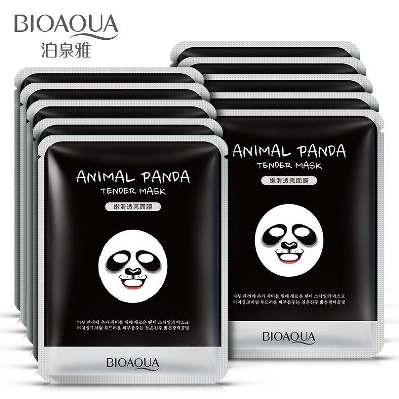 Смягчающая маска Animal Face Panda