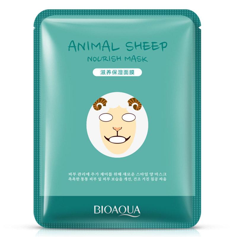Осветляющая маска Animal Face Sheep