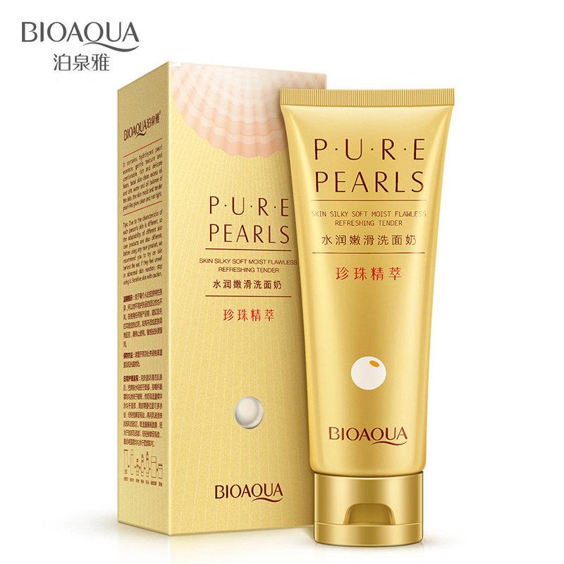 Пенка для умывания Pure Pearls