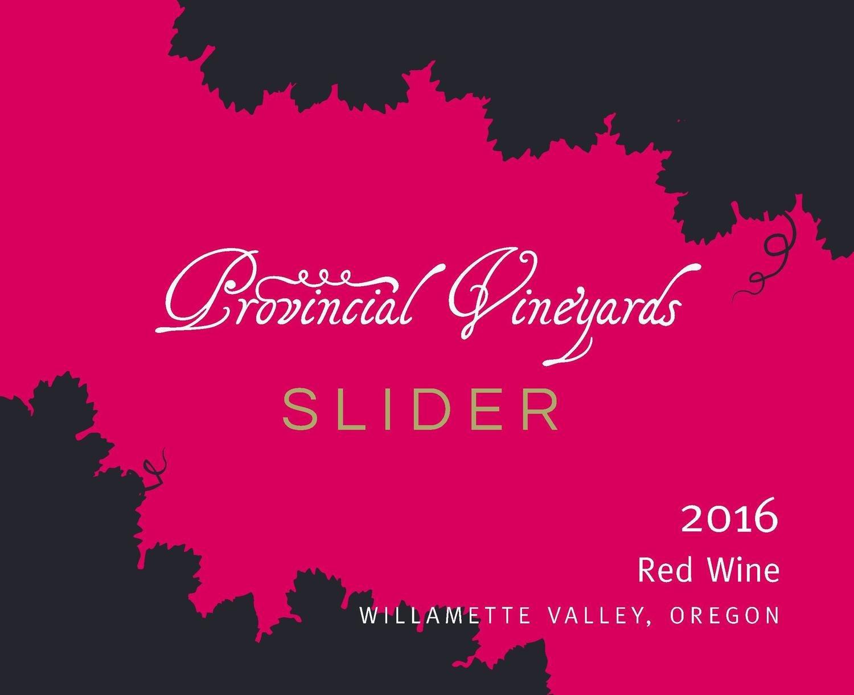 2016 Estate Slider Red - Sold Out!