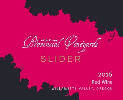 2016 Estate Slider Red - Sold Out!
