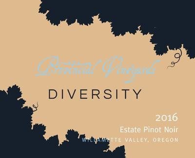 2016 Diversity Estate Pinot Noir
