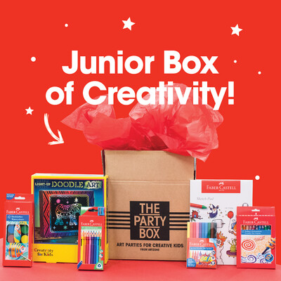 Art Gift Set for Juniors (5-7 years)