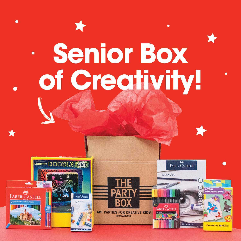 Art Gift Set for Seniors (8-12 years)