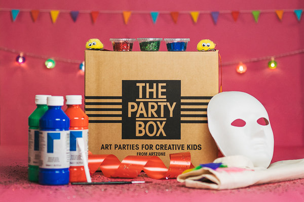 The Party Box - Carnival