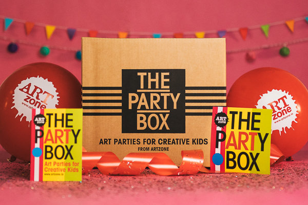The Party Box - Pop