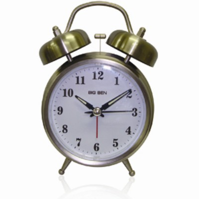 Westclox Big Ben Twin Bell Alarm Clock 70010 70010