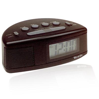 Westclox Banshee Super Loud Alarm Clock 47547 47547