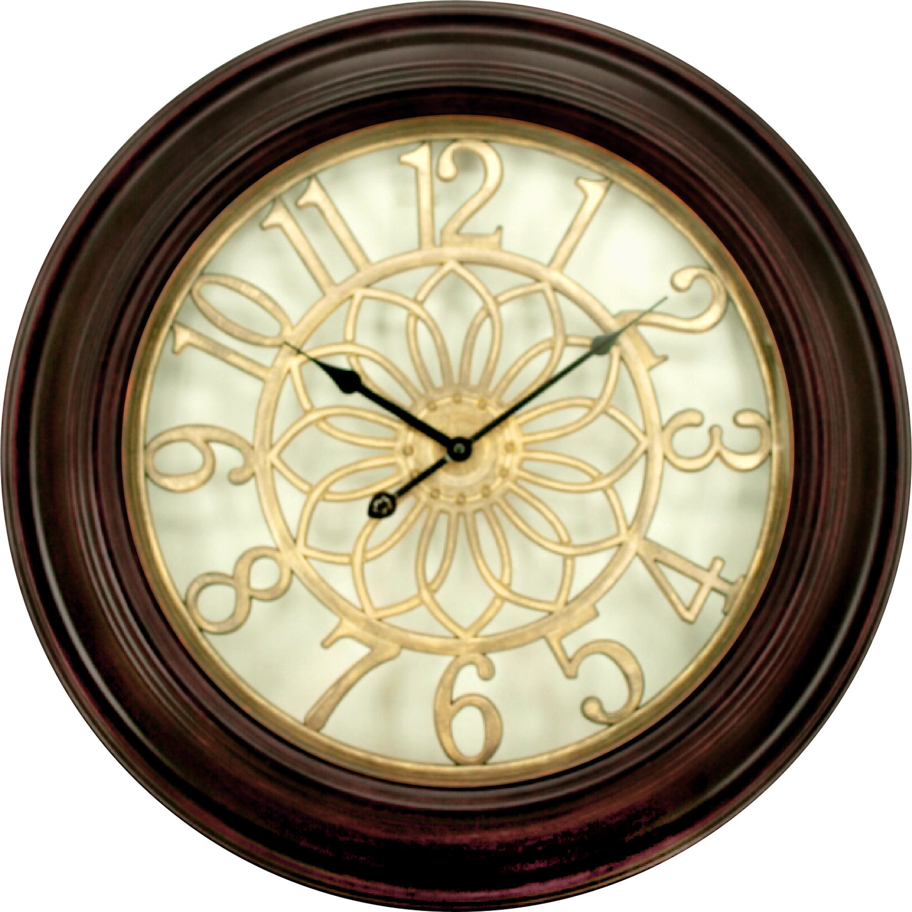 "Westclox 22"" Open Back Wall Clock 32946B"
