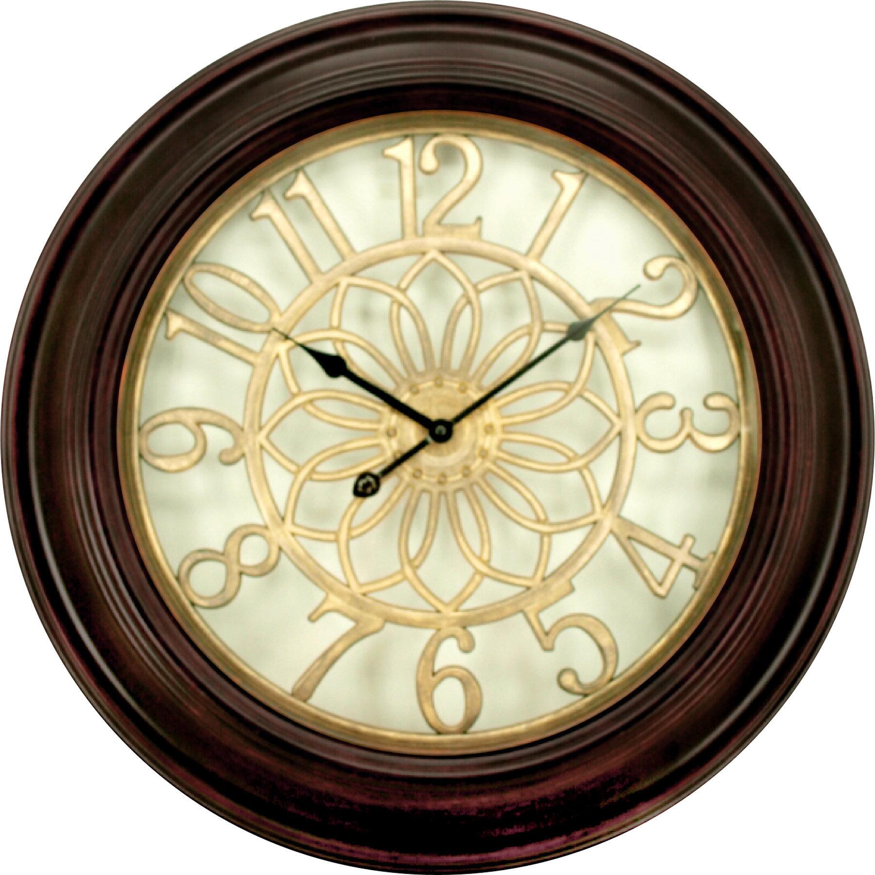 "Westclox 22"" Open Back Wall Clock 32946B"