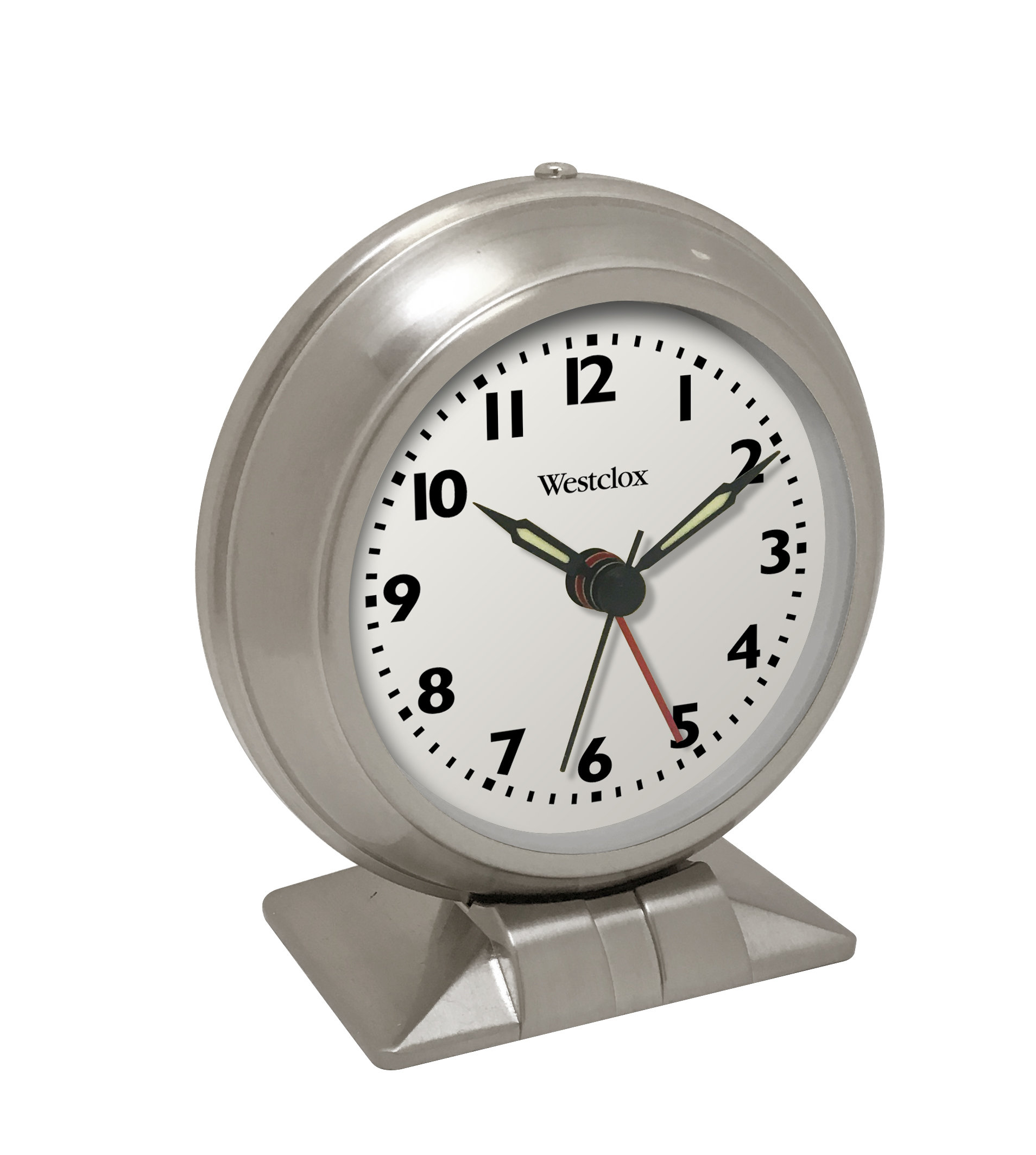 Westclox Classic Alarm Clock Small Size 90010 90010