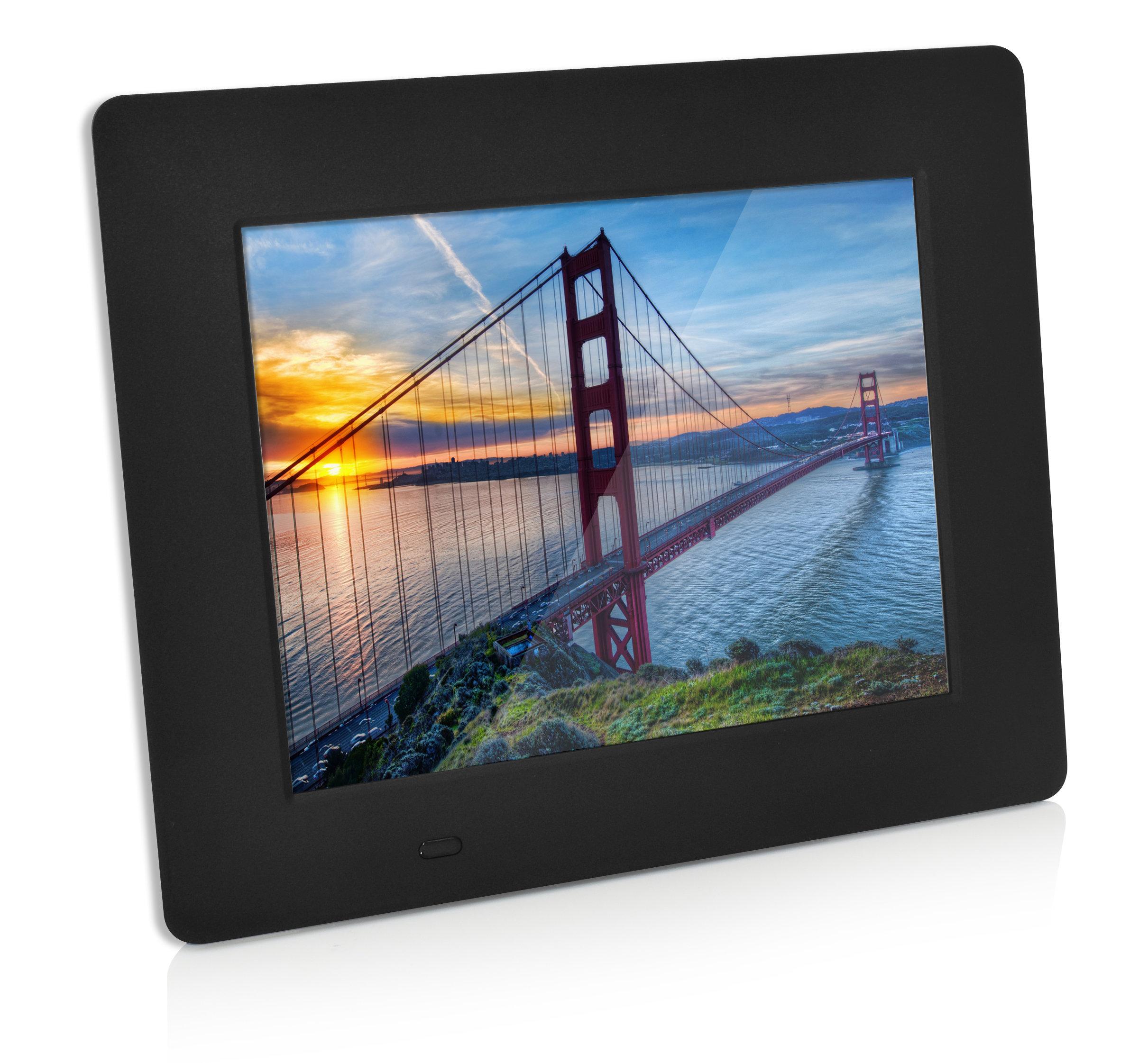 """8"""" Digital Picture Frame SXE85003BK"""