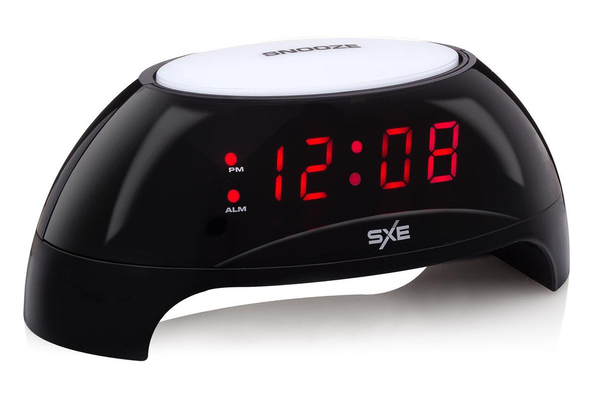 Sunrise Simulator/Night light LED Alarm Clock SXE85000