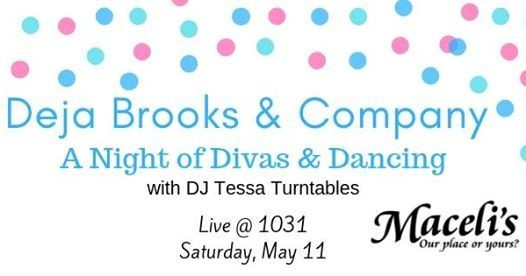 Deja Brooks - A Night of Divas and Dancing
