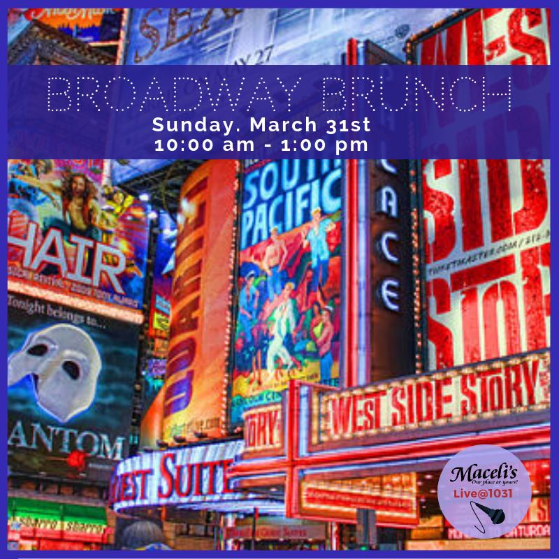 Broadway Brunch #6