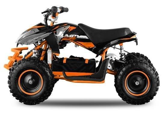 Eco Jumpy orange