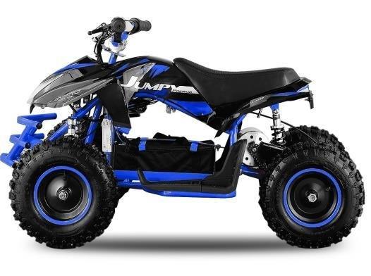 Eco Jumpy blau