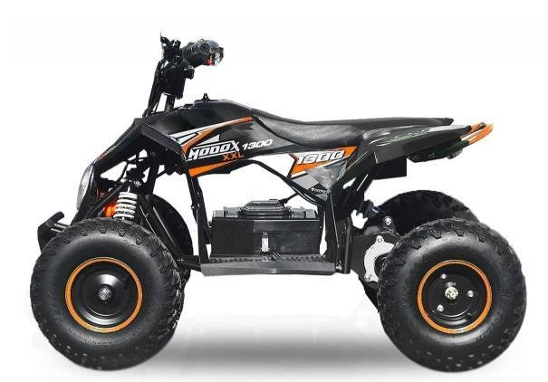 Madox 1000 XXL Deluxe Kinderquad 36V / 12Ah Blei Batterie