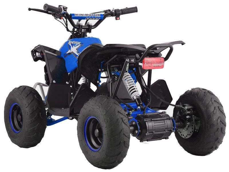 Renegade 1200 XXL Deluxe Kinderquad 48V/12Ah Blei Batterie