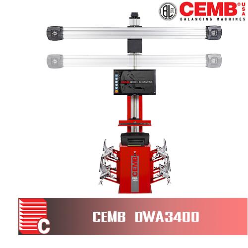 เครื่องตั้งศูนย์ CEMB 3D รุ่นDWA 3400  (เฉพาะเครื่อง)