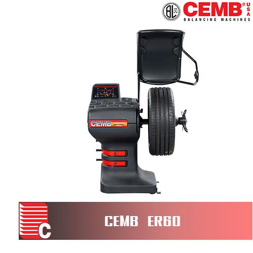 เครื่องถ่วงล้อ CEMB รุ่น ER60 พร้อม SRU 345 Adaptor