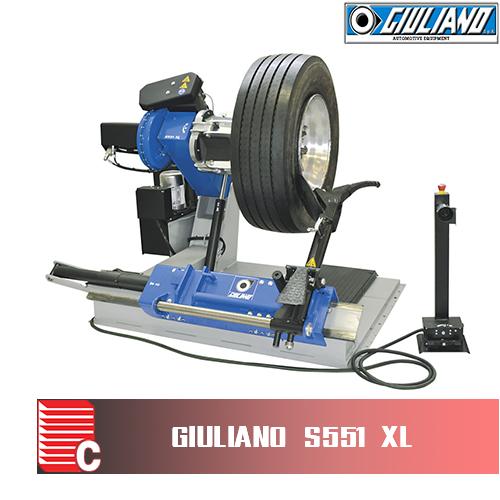GIULIANO เครื่องถอดยาง รุ่น S551