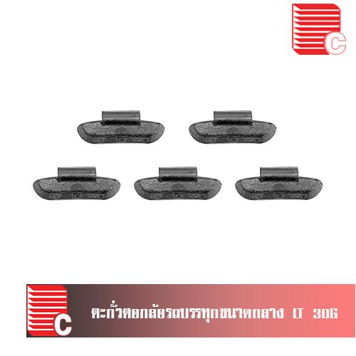 ตะกั่วตอก 30 กรัม LT ( 25 ตัว/ถุง )