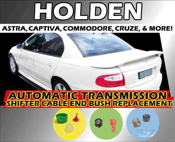 Holden Transmission shift cable end bush.