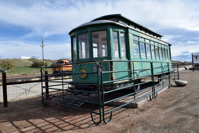Help Restore the Trolley