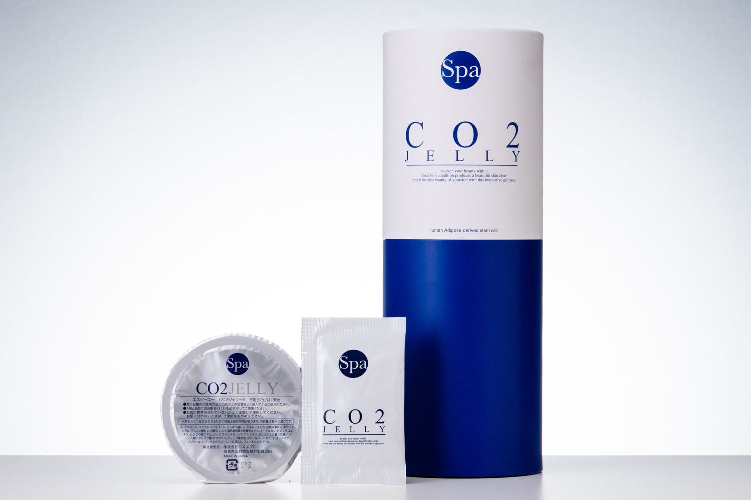 CO2 Jelly Mask Pack