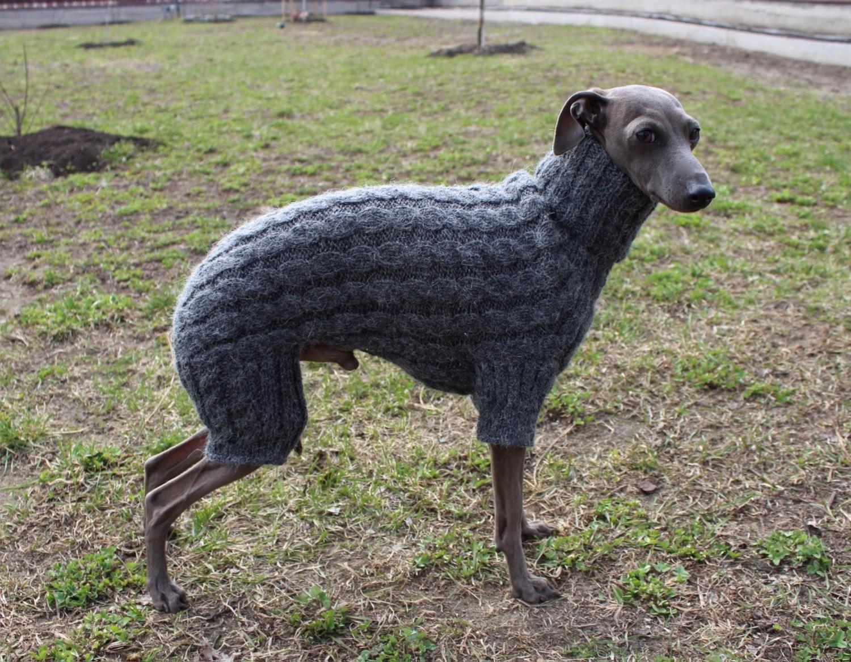 "Jumpsuit ""Alpaka"" grey 39-41 cm"