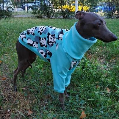 Dog jumper (different fabrics)