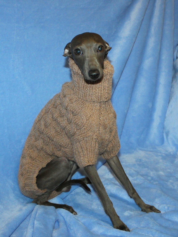 "Sweater ""Alpaca fantasy"" beige 39-41 SALE"