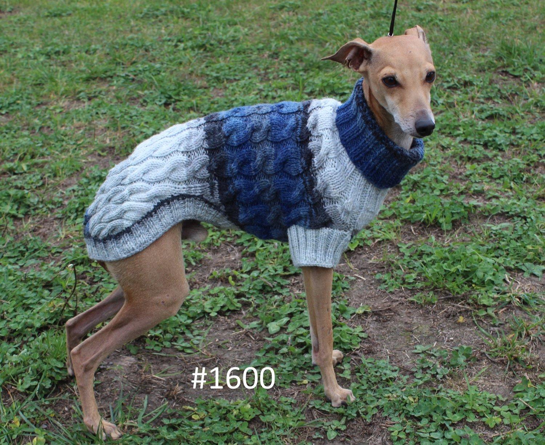 "Sweater ""Wool fantasy batik"" 37-39 SALE"