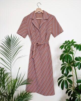 ELEANOR RIGBY 1960S SHIRT DRESS