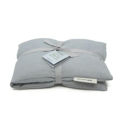 Linen Heat Pillow Dove
