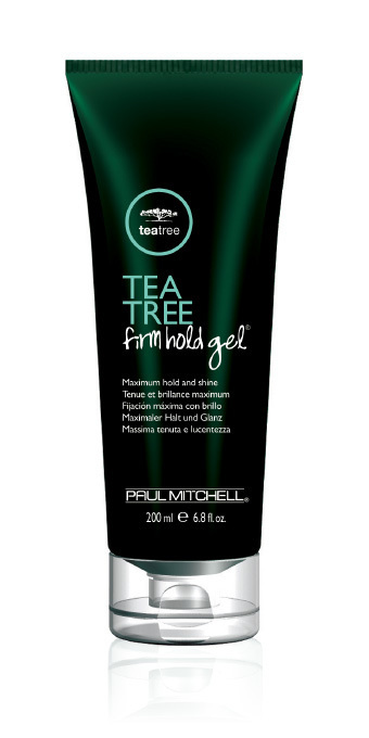 TEA TREE FIRM HOLD GEL® Maximum Hold and Shine PM-TTS-FHG-05