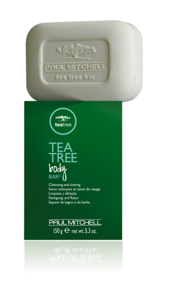 TEA TREE BODY BAR® Cleansing and Shaving PM-TTS-BB-06