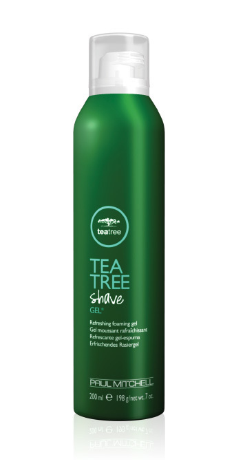 TEA TREE SHAVE GEL® Refreshing Foaming Gel PM-TTS-SHVGEL-09