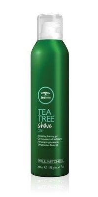 TEA TREE SHAVE GEL® Refreshing Foaming Gel