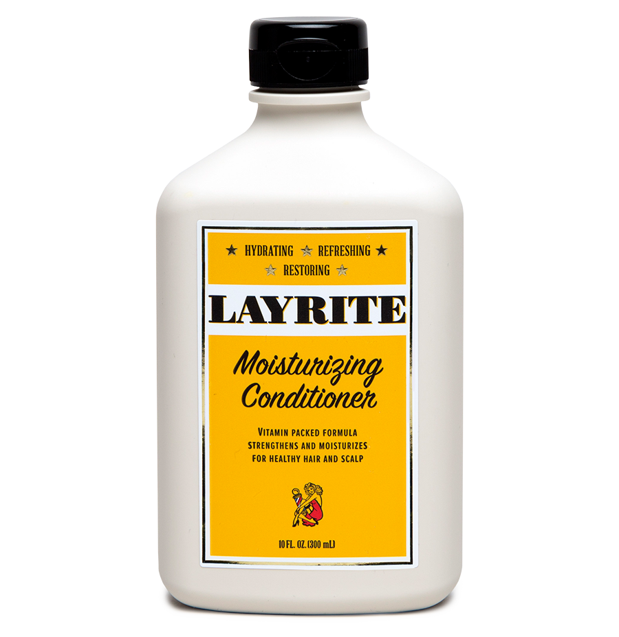 LAYRITE MOISTURIZING CONDITIONER - 10 FL. OZ.