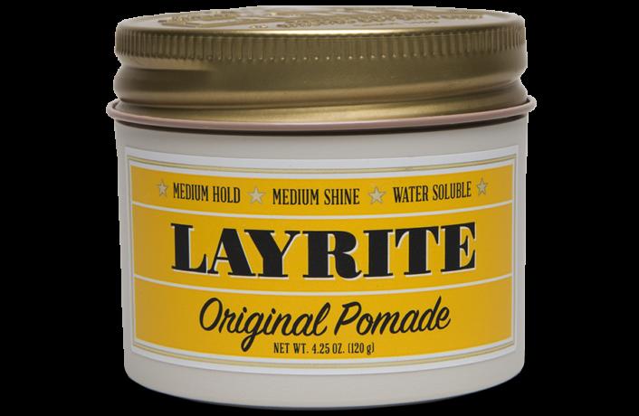 LAYRITE ORIGINAL POMADE - 4.25 OZ Layrite-original-pomade