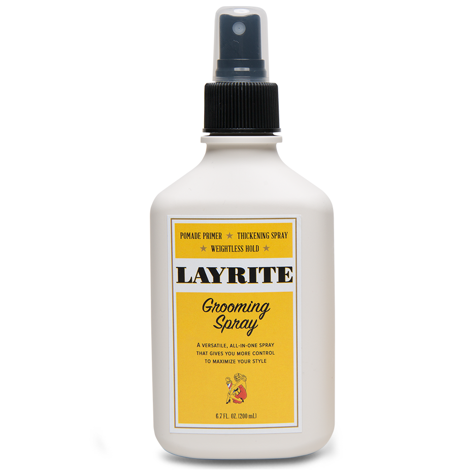 LAYRITE GROOMING SPRAY - 6.7 OZ LR-GRSPRY-01