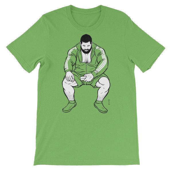 Short-Sleeve T-Shirt (Fall in Love) S-3XL