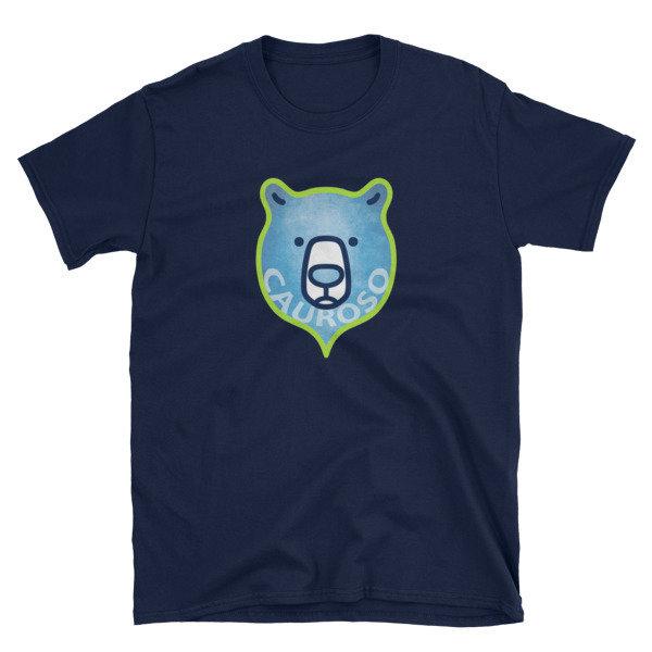 Short-Sleeve T-Shirt (CAUROSO BEAR) S-3XL
