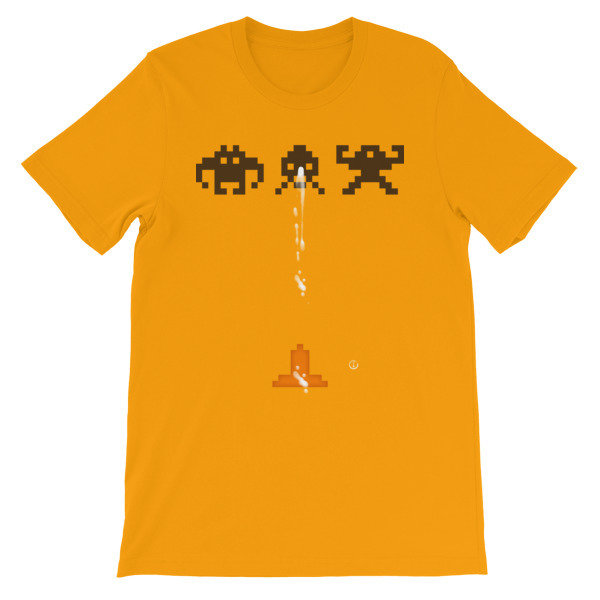 Short-Sleeve T-Shirt (shooting) S-3XL