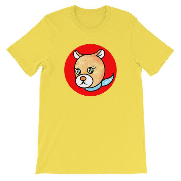 Short-Sleeve T-Shirt (Kumachan) S-3XL