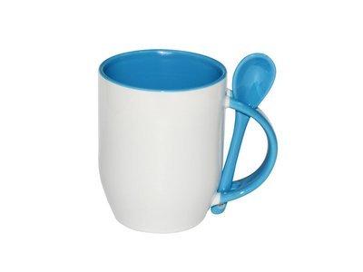 Personalizirana šalica sa žlicom