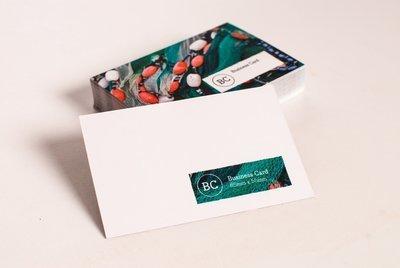 400gsm silk business cards single sided 350gsm silk business cards single sided reheart Choice Image